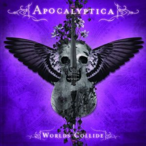 Apocalyptica - Worlds Collide cover art