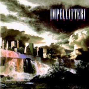 Impellitteri - Crunch cover art