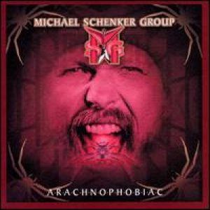 Michael Schenker Group - Arachnophobiac cover art