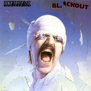 Scorpions - Blackout cover art