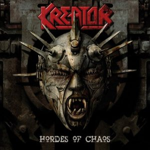 Kreator - Hordes of Chaos cover art