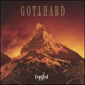 Gotthard - D-Frosted cover art