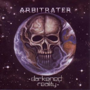 Arbitrater - Darkened Reality cover art