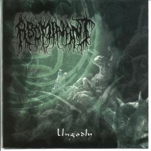 Abominant - Ungodly cover art