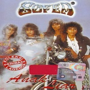 Sofea - Anak Liar cover art