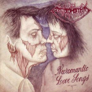 Antropomorphia - Necromantic Love Songs cover art