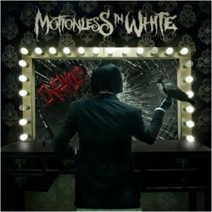 Motionless In White - Infamous cover art