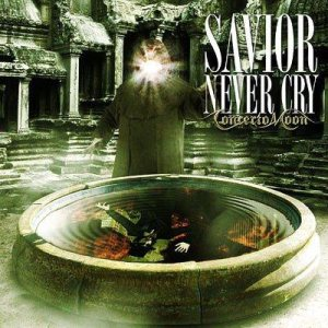 Concerto Moon - Savior Never Cry cover art