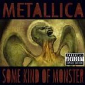 Metallica - Some Kind of Monster cover art