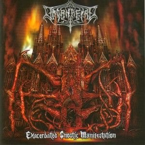 Thornafire - Exacerbated Gnostic Manifestation cover art
