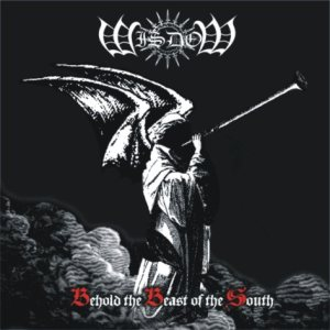 Wisdom - Behold the Beast of the South cover art
