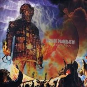 Iron Maiden - The Wicker Man cover art
