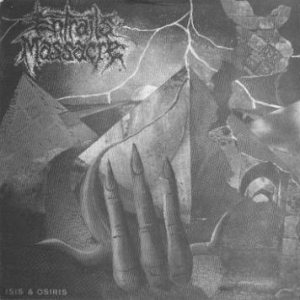 Entrails Massacre - Si Credis Videbis Gloriam Dei / Isis & Osiris cover art