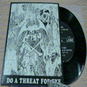 Riverge - Do a Threat for the Eye cover art