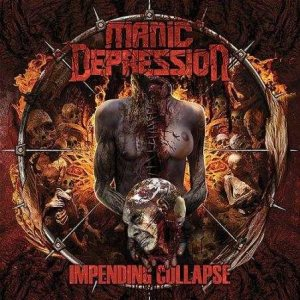 Manic Depression - Impending Collapse cover art