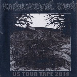 Internal Rot - US Tour Tape 2014 cover art