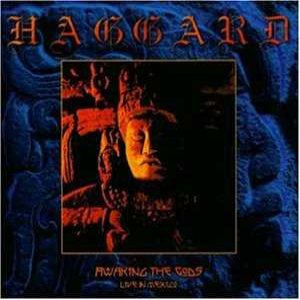 Haggard - Awaking the Gods - Live in Mexico cover art
