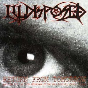Illdisposed - Return From Tomorrow cover art
