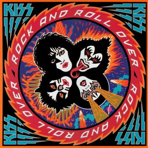 Kiss - Rock and Roll Over cover art