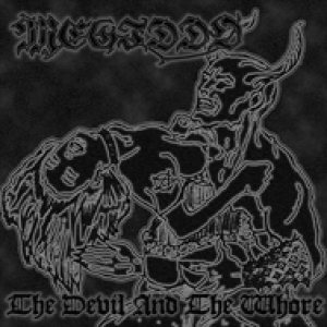 Megiddo - The Devil and the Whore cover art
