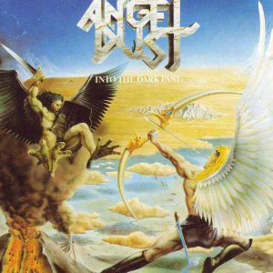 Angel Dust - Into the Dark Past cover art