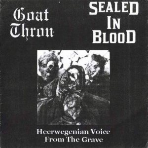 Goat Thron - Heerwegenian Voice from the Grave cover art