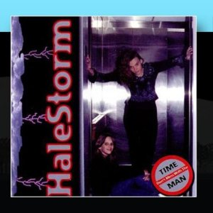 Halestorm - (Don't Mess With the) Time Man cover art