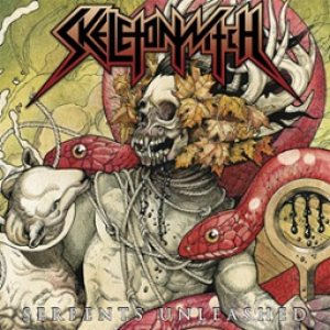 Skeletonwitch - Serpents Unleashed cover art