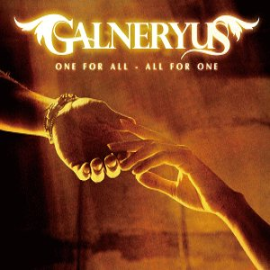 Galneryus - One for All - All for One cover art