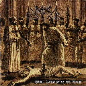 Manticore - Ritual Cleansing of the Whore cover art