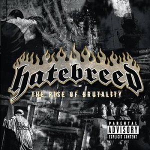 Hatebreed - The Rise of Brutality cover art