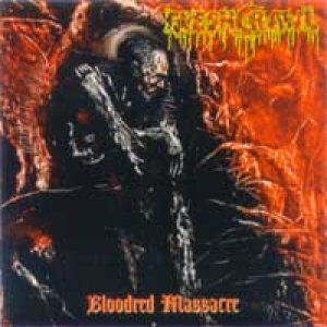 Fleshcrawl - Bloodred Massacre cover art
