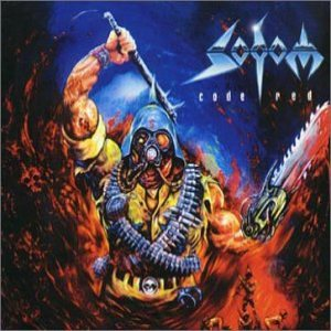 Sodom - Code Red cover art