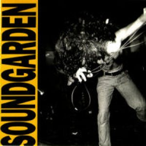 Soundgarden - Louder Than Love cover art