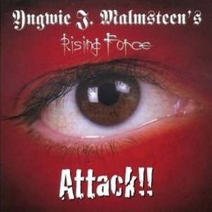 Yngwie J. Malmsteen's Rising Force - Attack!! cover art