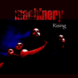 Machinery - Rising cover art