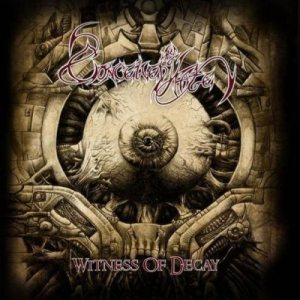 Conceived by Hate - Witness of Decay cover art