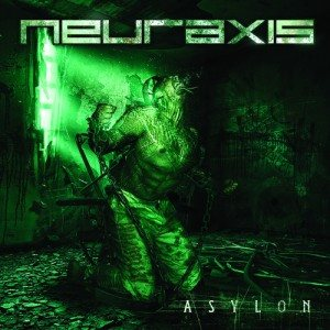 Neuraxis - Asylon cover art