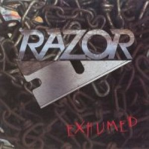 Razor - Exhumed cover art