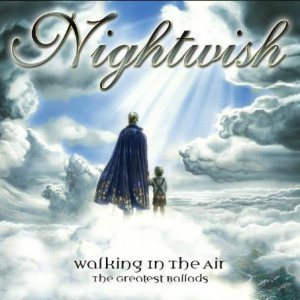 Nightwish - Walking in the Air - the Greatest Ballads cover art