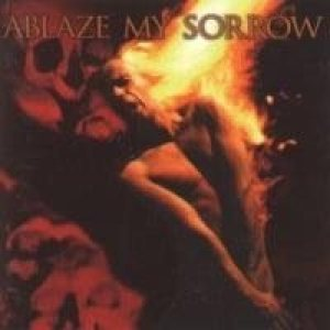 Ablaze My Sorrow - The Plague cover art