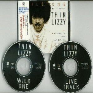Thin Lizzy - Wild One cover art