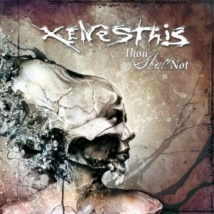 Xenesthis - Thou Shalt Not cover art