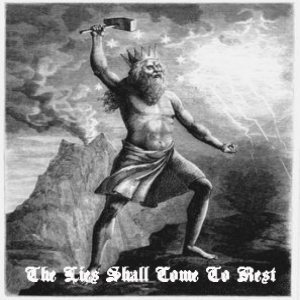 Aryan Werewolf - The Lies Shall Come to Rest. cover art