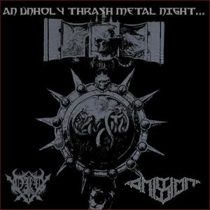 Old - An Unholy Thrash Metal Night cover art