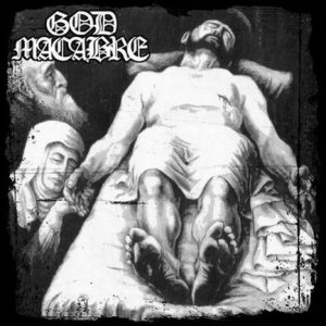 God Macabre - Eve of Souls Forsaken cover art