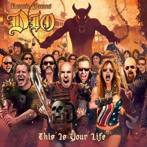 Various Artists - Ronnie James Dio This Is Your Life cover art