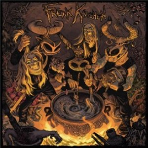 Freak Kitchen - Cooking with Pagans cover art