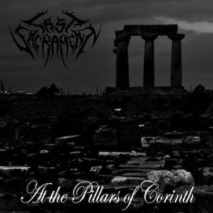 Last Sacrament - At the Pillars of Corinth cover art