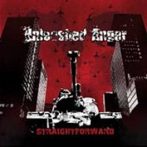 Unleashed Anger - Straightforward cover art